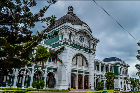 Maputo Central Railway Station